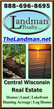 Central Wisconsin Real Estate for Sale