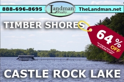 1848917, Castle Rock Lake Waterfront Building Site